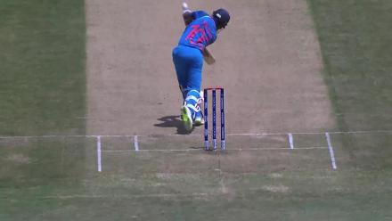 U19CWC Nissan Play of the Tournament- Prithvi Shaw 6