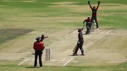 WCL Division 2 - Rohan Mustafa speaks after UAE's triumph over Kenya