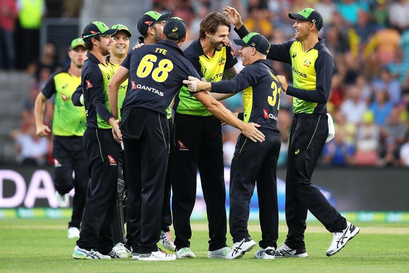 Australia will look to win their last home game of the tri-series.