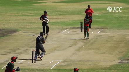 WCL Division 2 - Ashfaq Ahmed's 73 against Kenya