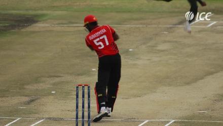 WCL Division 2: Ruvindu Gunasekera hits 34-ball 46