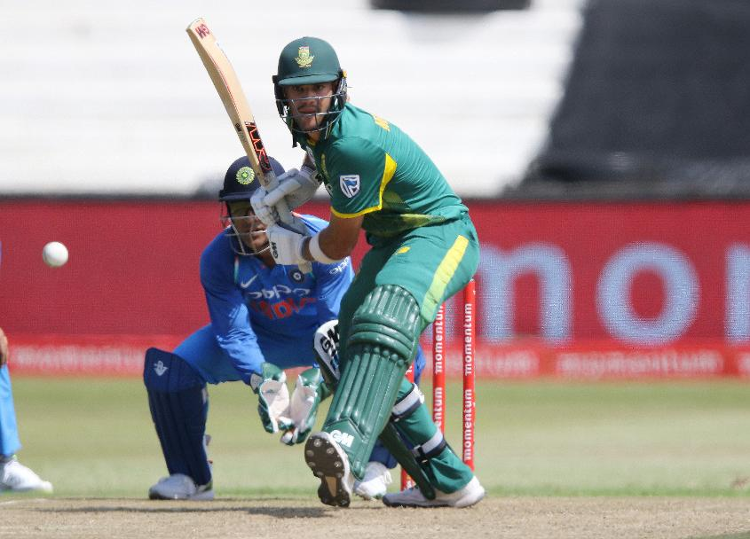 Aiden Markram will continue to deputise as captain for the injured Faf du Plessis