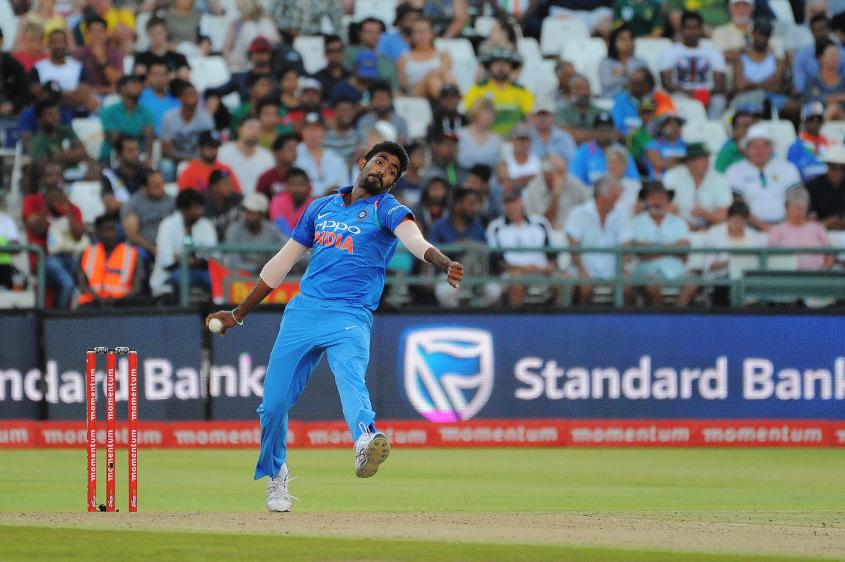 Jasprit Bumrah may find the surface at The Wanderers to his liking