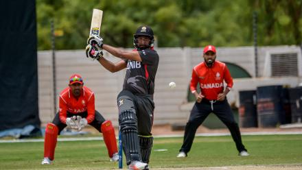 In reply UAE could only manage 186 all out, falling to a 23-run defeat