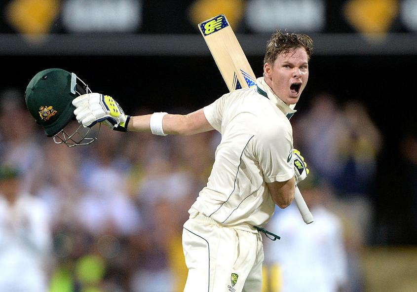 Steve Smith had a stellar year with the bat... some would say 'Bradman-esque'