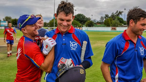Hosts Namibia start with victory in ICC World Cricket League Division 2