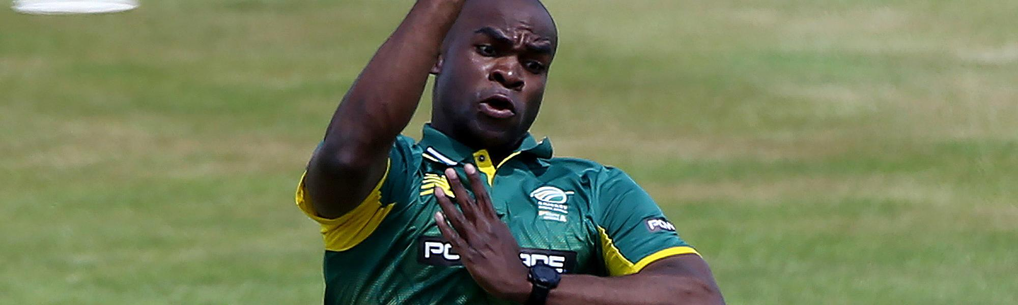 Junior Dala is one of the new faces in the South Africa T20I squad