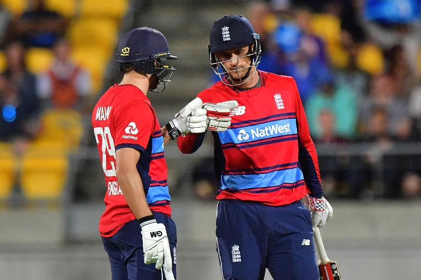 Dawid Malan's 40-ball 59 went in vain