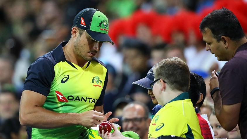 Marcus Stoinis expects the Australians to continue play 'fearless cricket' in the last league game