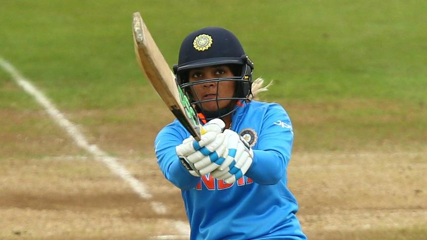 Veda Krishnamurthy was one of the major contributors in India's win, scoring an unbeaten 22-ball 37
