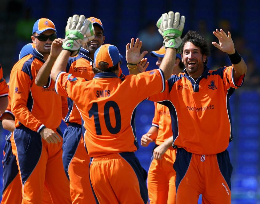 Netherlands have appeared at four editions of the Cricket World Cup in 1996, 2003, 2007 and 2011