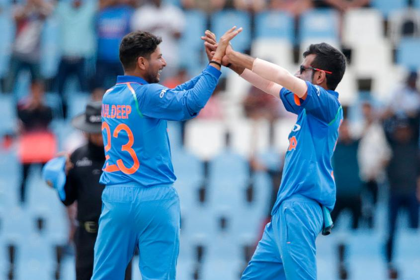 Kuldeep Yadav and Yuzvendra Chahal have been in superb form