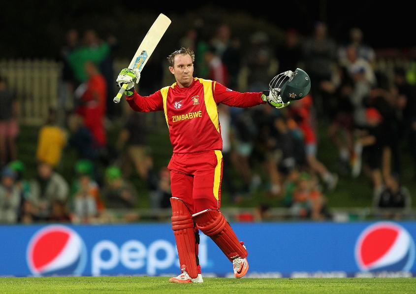 Zimbabwe will be boosted by the opportunity to field quality batsman Brendan Taylor