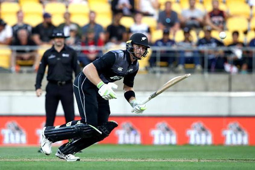 Martin Guptill is the in-form opener for New Zealand