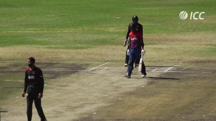 WCL Division 2: Highlights of Nepal Captain Paras Khadka's unbeaten 112