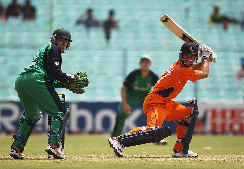 Ryan ten Doeschate is one of the Netherlands' most important players