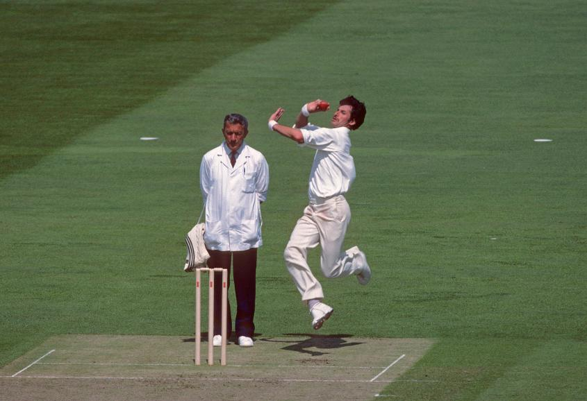 Richard Hadlee was New Zealand's most economical bowler with figures of 1/26