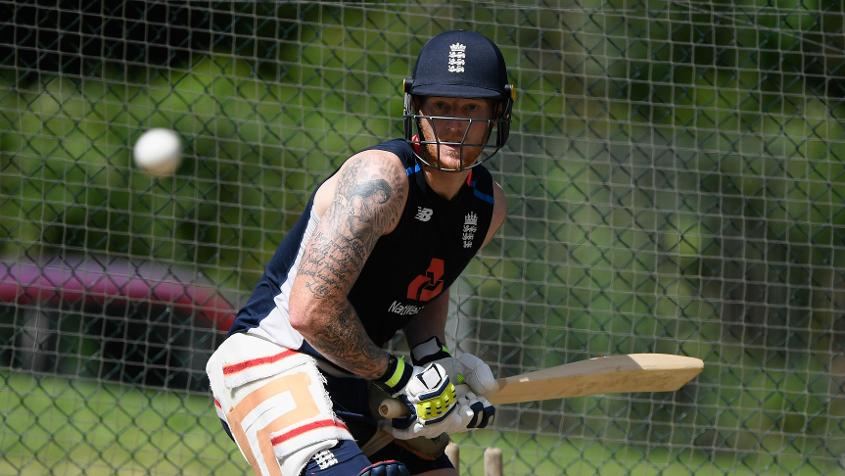 Ben Stokes hasn't turned out for England since September 2017