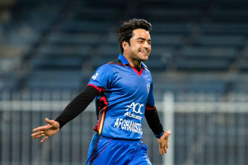 Rashid Khan will lead Afghanistan's spin-bowling unit, which also includes Mujeeb Ur Rahman and Nabi