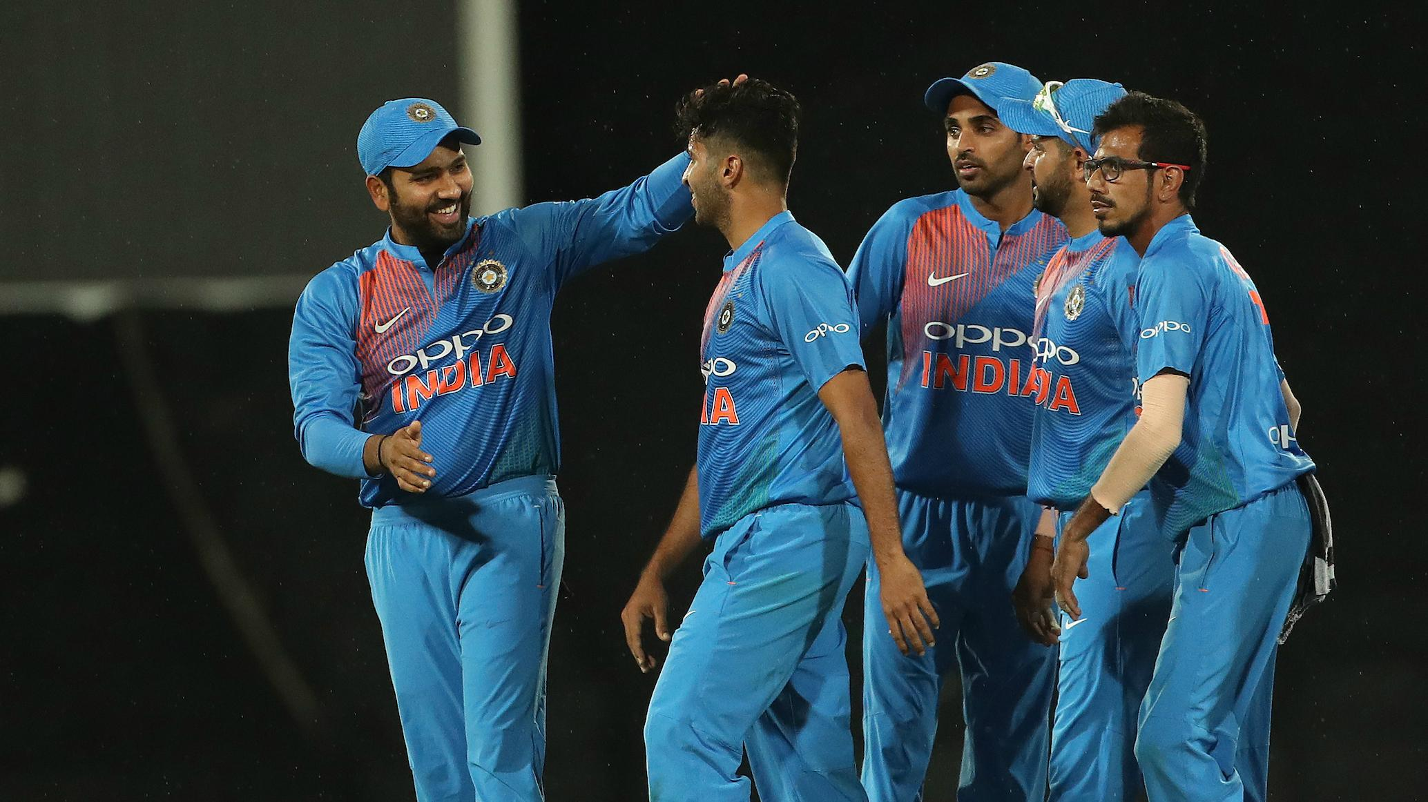 Rohit Sharma leads new-look India for Sri Lanka tri-series
