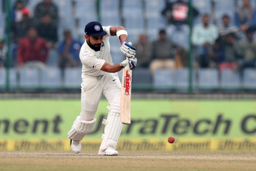 Virat Kohli set the record for most double-tons by a captain in Test cricket