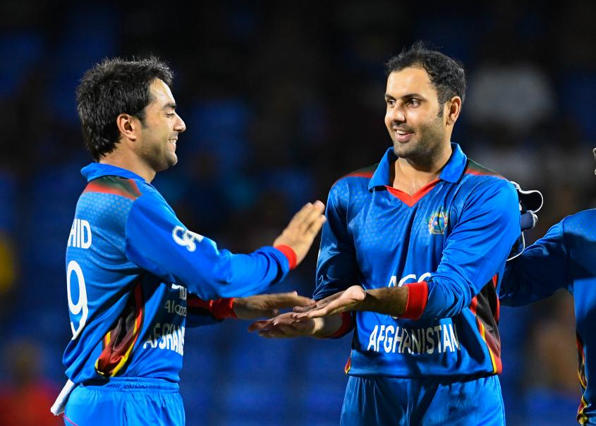 Rashid Khan and Mohammad Nabi were the first pair of Afghan's to earn IPL deals
