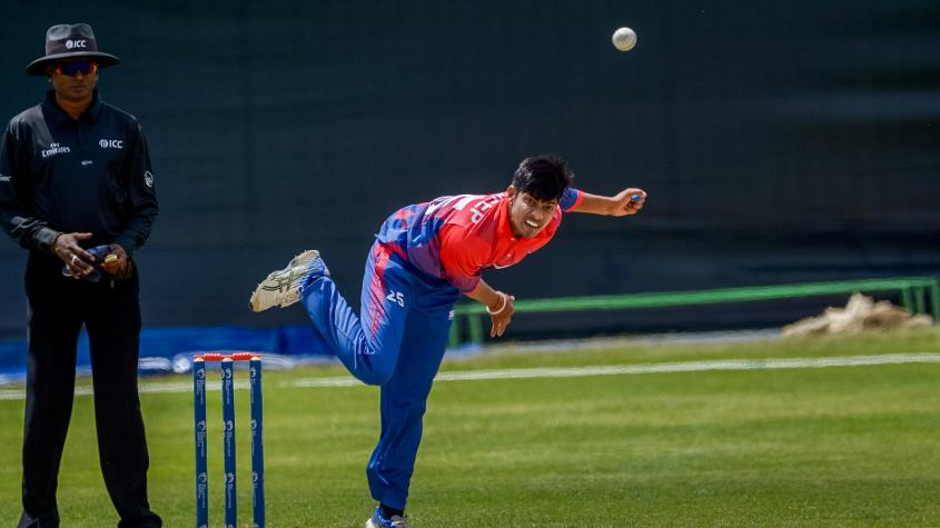 With Nepal gaining ODI status, Sandeep Lamichhane is among those making an entry into the rankings