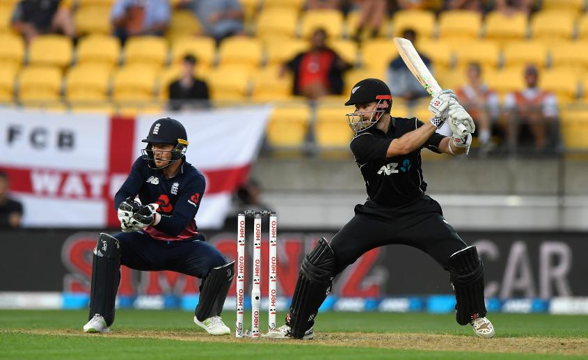 Kane Williamson scored an unbeaten 112 to signal a return to form
