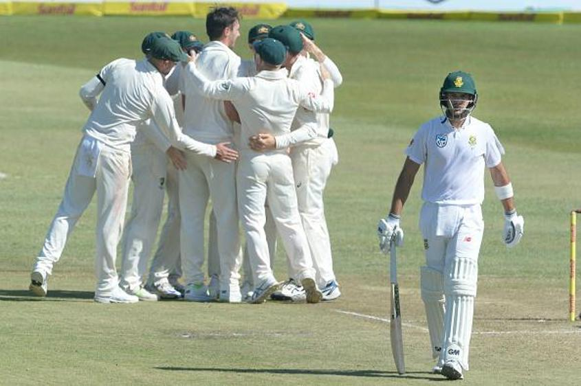 Lack of partnerships hurt South Africa's cause in the first innings