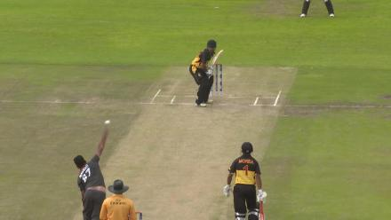 PNG's innings off to a nightmare start
