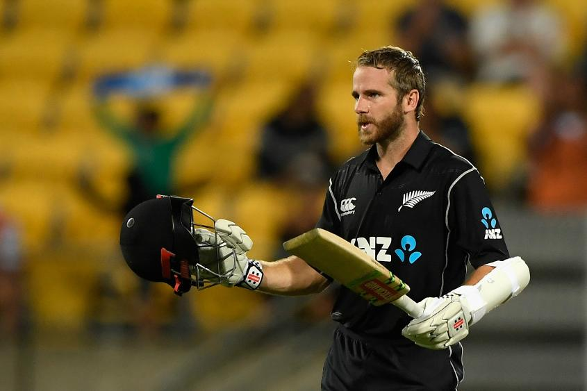 Kane Williamson scored 112* in 143 balls in the previous ODI against England