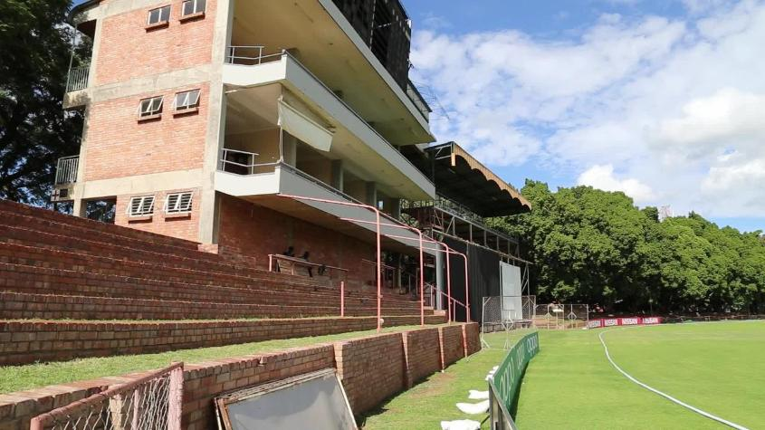 Venue Feature: Queens Sports Club, Bulawayo