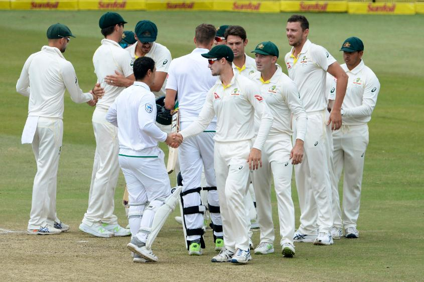 Australia beat South Africa in Durban