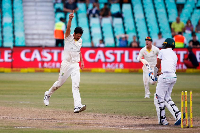 Mitchell Starc has taken 179 Test wickets at an average of 26.94