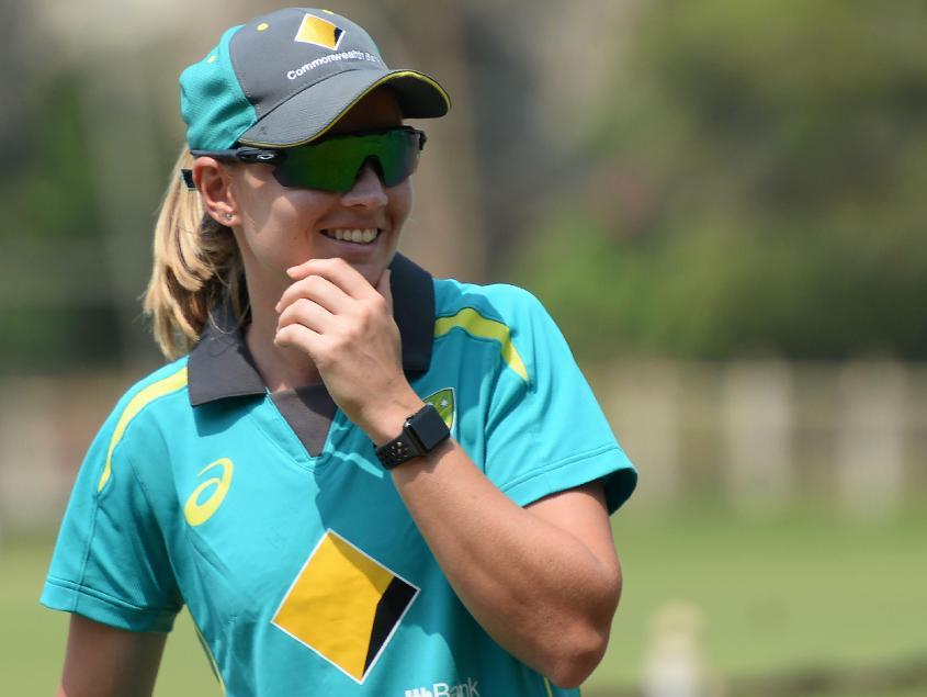 Meg Lanning is back with the Australia Women squad