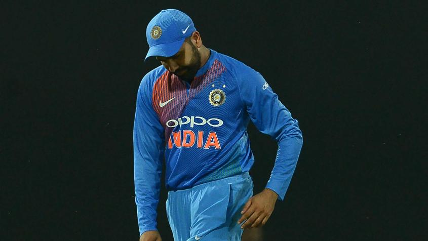 Rohit Sharma hoped the players, especially the bowlers, would learn from their mistakes