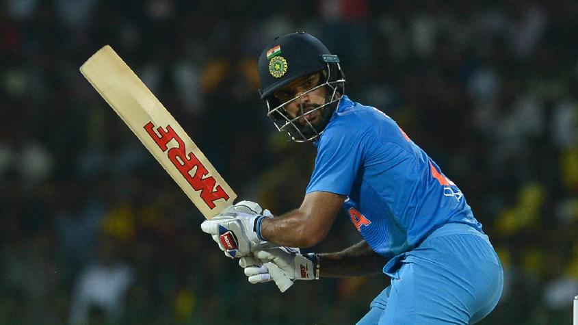 'I like to carry on and make as many runs as possible, have fun out there' - Shikhar Dhawan