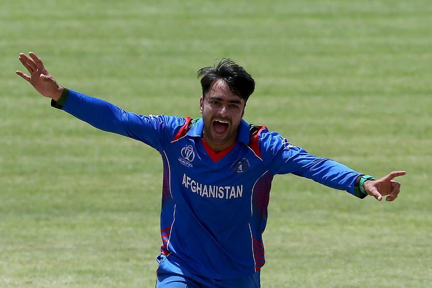 Rashid Khan: