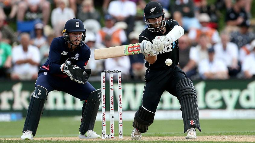 Williamson and Taylor resurrected the innings with a fine 84-run stand for the third wicket