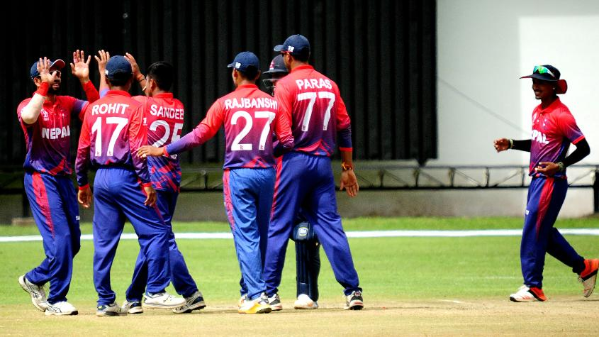 Having been defeated by a 116-run margin in the first game, Nepal will be keen to turn their fortunes around