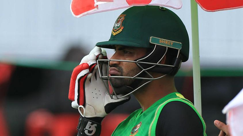 Tamim Iqbal will have to play a big role at the top of the Bangladesh batting order