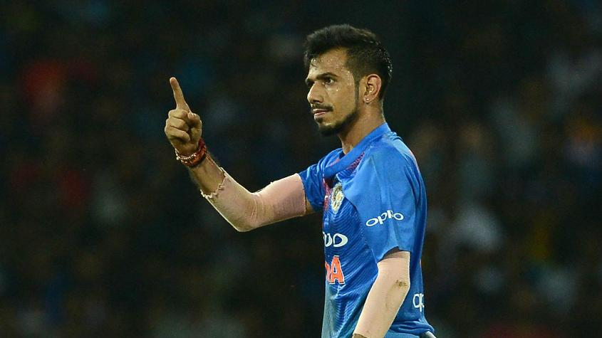 Yuzvendra Chahal is the frontman of the inexperienced Indian bowling attack