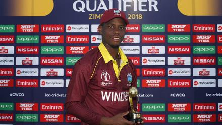 CWCQ: Shimron Hetmyer hopeful West Indies will put up a big score