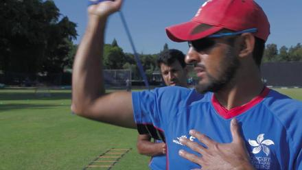 CWCQ: Ehsan Khan believes Hong Kong's batting will win the day