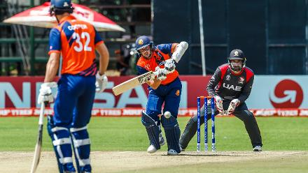 Netherlands v United Arab Emirates, Group A, ICC World Cup