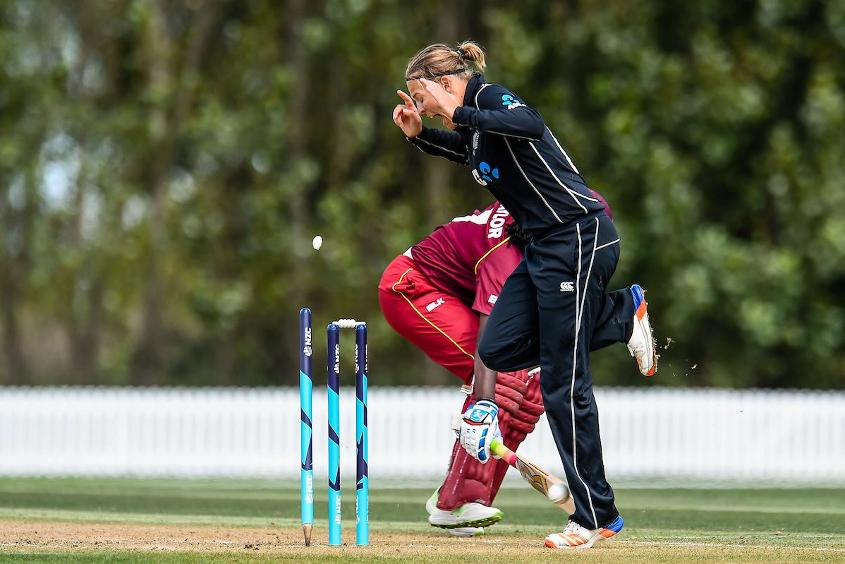 It was a good all-round performance from New Zealand Women in the second ODI