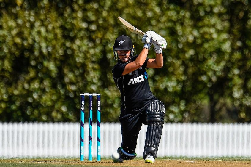 Sophie Devine followed up a century in the first ODI against Windies Women with an 80 in the second