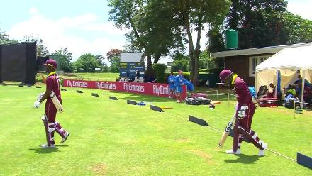 CWCQ: Windies openers start the chase