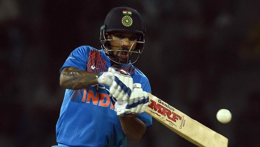 Shikhar Dhawan followed up his 90 against Sri Lanka with a 43-ball 55 against Bangladesh