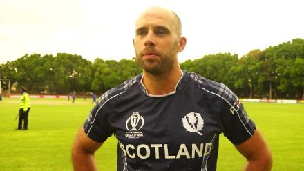 Scotland's captain anticipates a thriller against Zimbabwe